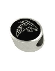 falcons pandora bead